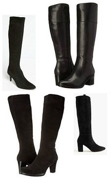 Stylish Knee High Boots for Work | Corporette