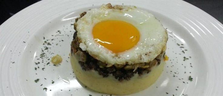'La Ménsula' (Málaga): platos malagueños y de cuchara aptos para celiacos.