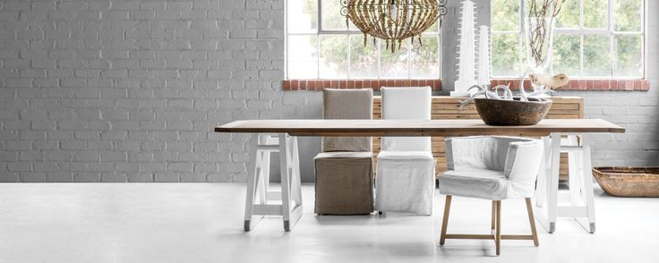 Sendai Dining Table | Weylandts South Africa #entertaining #weylandts