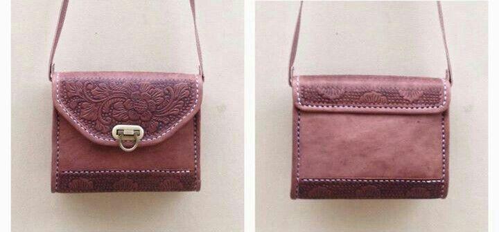 PV001 Premium Leather Bag - IDR 380.000