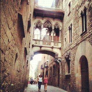 Gothic Quarter, BCN