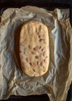 Keto Almond Biscotti (low-carb, sugar-free, paleo)