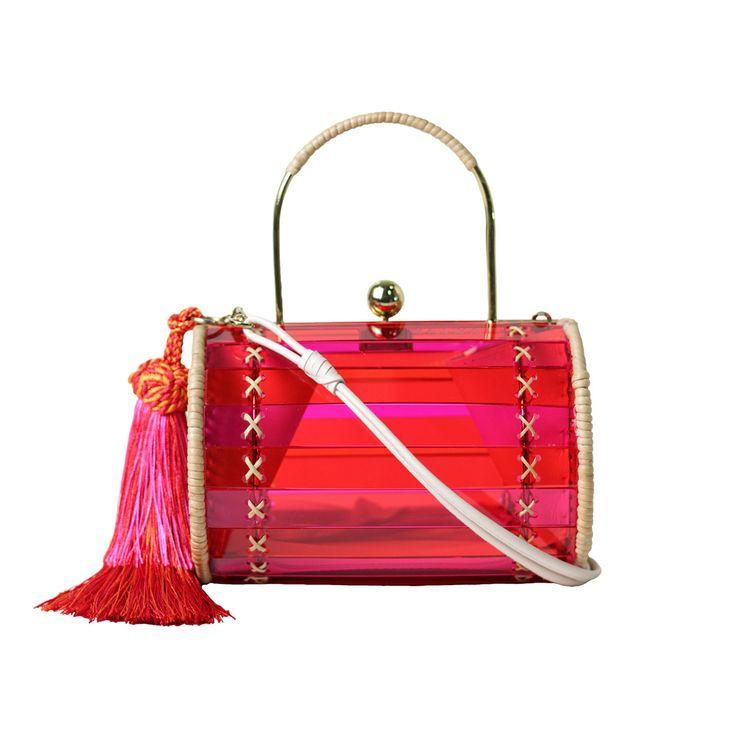 Wai Wai Bag | #clutch #fashion #accessories #bags #handbags #valerydemure [discover more at www.valerydemure.com]