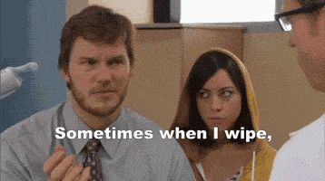 The Parks and Rec ensemble are a regular barrel of monkeys (20 GIFS)