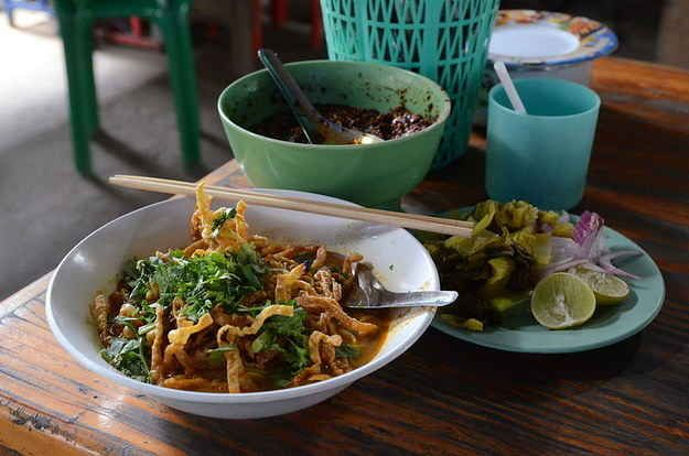 Khao Soi in Northern Thailand | 17 Amazing Foods Worth Traveling For