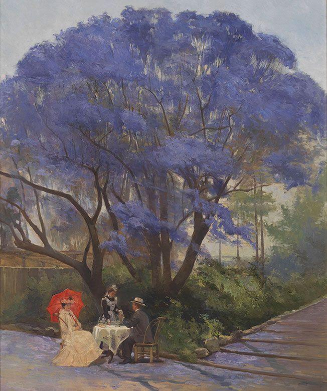 The Founding Years 1895-1915 Qag | Must do Brisbane