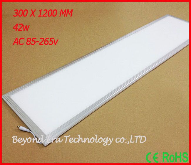 42w led panel ceiling lamp light square led ceiling panel led panel ceiling light 300x1200mm 2pcs