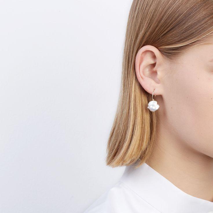 The Baroque Earring by SARAH & SEBASTIAN