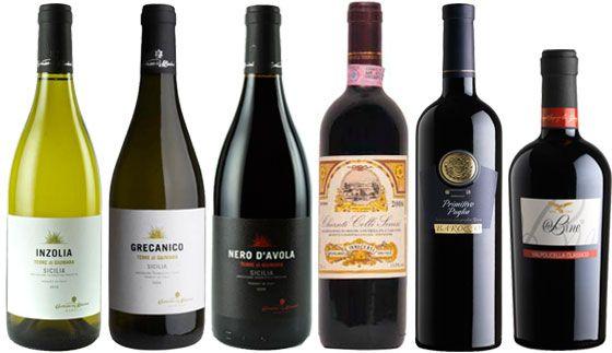 Cata de Vinos Italianos en TomeVinos Madrid, jueves 11 de Junio a las 19:30 http://news2.tomevinos.com/show/57/0-GUEST