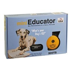 To prevent the occurrence of skin irritations the Collar ET 300TS Receiver should never be works for more than 12 hours per day. Should your dog experience skin irritations from over exposure to the contact points remove the collar receiver unit immediately and stop using your Dog Training Collars ET 300TS until all skin irritations are totally healed. Antibiotic ointment will aid in the healing process. http://mybigdogcollar.com