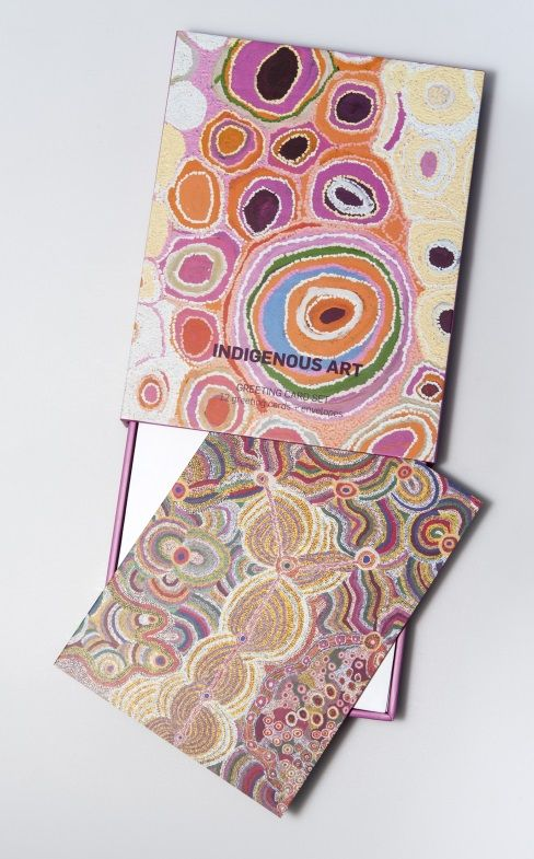 Indigenous Art Greeting Card Box - Gallery Store