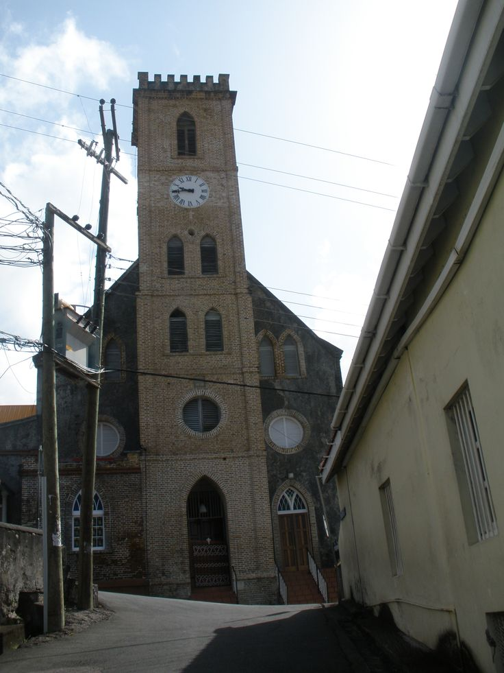 St,George,Grenada Cathedral of the Immaculate Conception