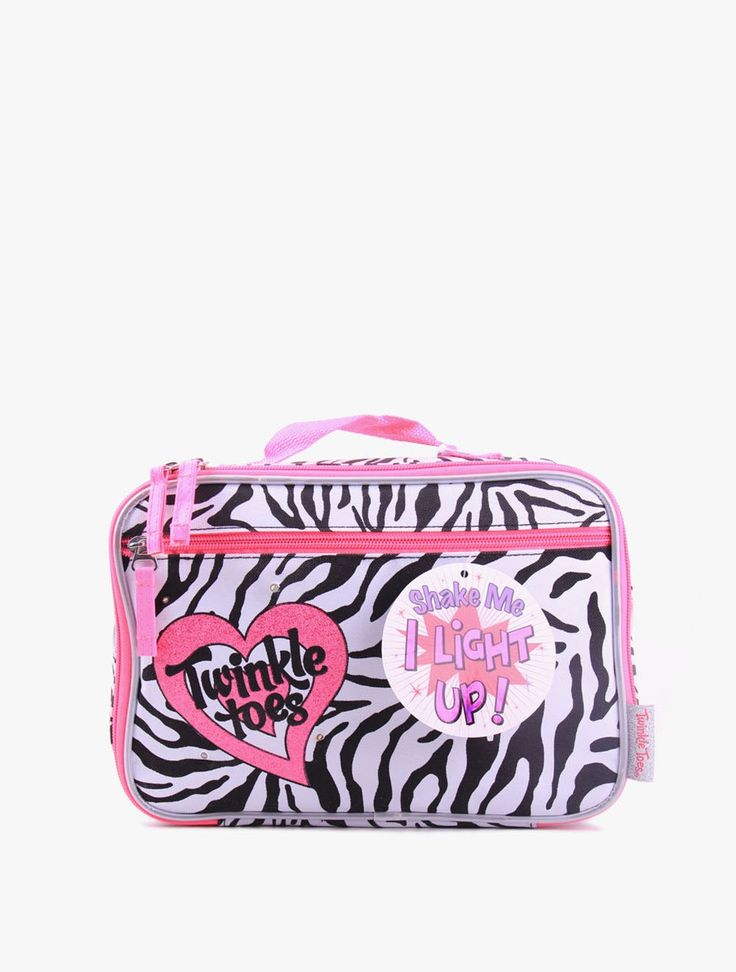 Skechers: Neo Zebra Girl'S #Lunch #Cases