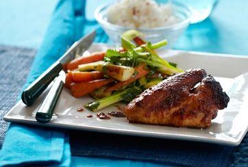 Opskrift på kinesiske kyllingevinger