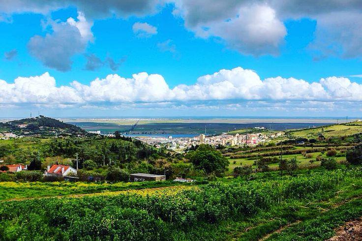 Vista Vila Franca de Xira