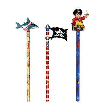 Μολύβι «Sharky» | Το Ξύλινο Αλογάκι - παιχνίδια για παιδιά