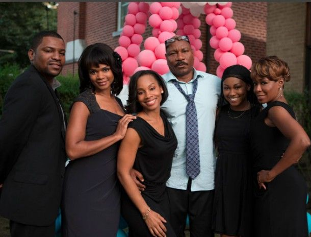 This all-star casting of Terry McMillan's book, A Day Late, and a Dollar Short, coming to Lifetime on April 19, features Mekhi Phifer, Kimberly Elise, Anika Noni Rose, Ving Rhames, Tichina Arnold, and Whoopi Goldberg (not pictured).