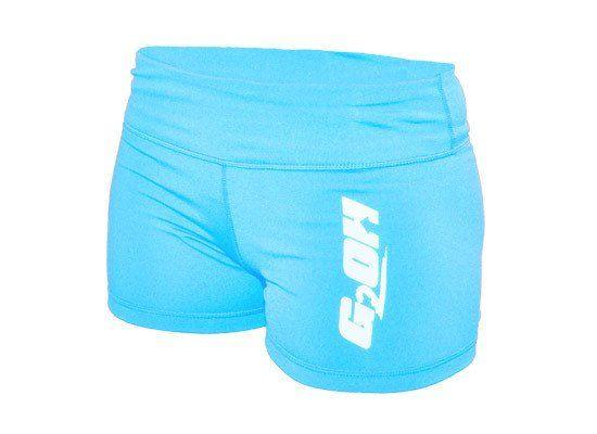 FitnessSanctum.com Women's CrossFit-style Shorts from G2OH -- $45---- (fitnessssanctum.com...)