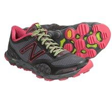 New Balance Minimus 1010 Trail Running Shoes - Minimalist (For Women) in  Grey/