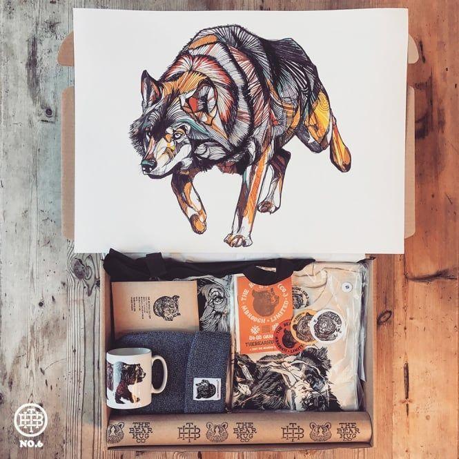 Bear Box No.6 - Limited Edition Box