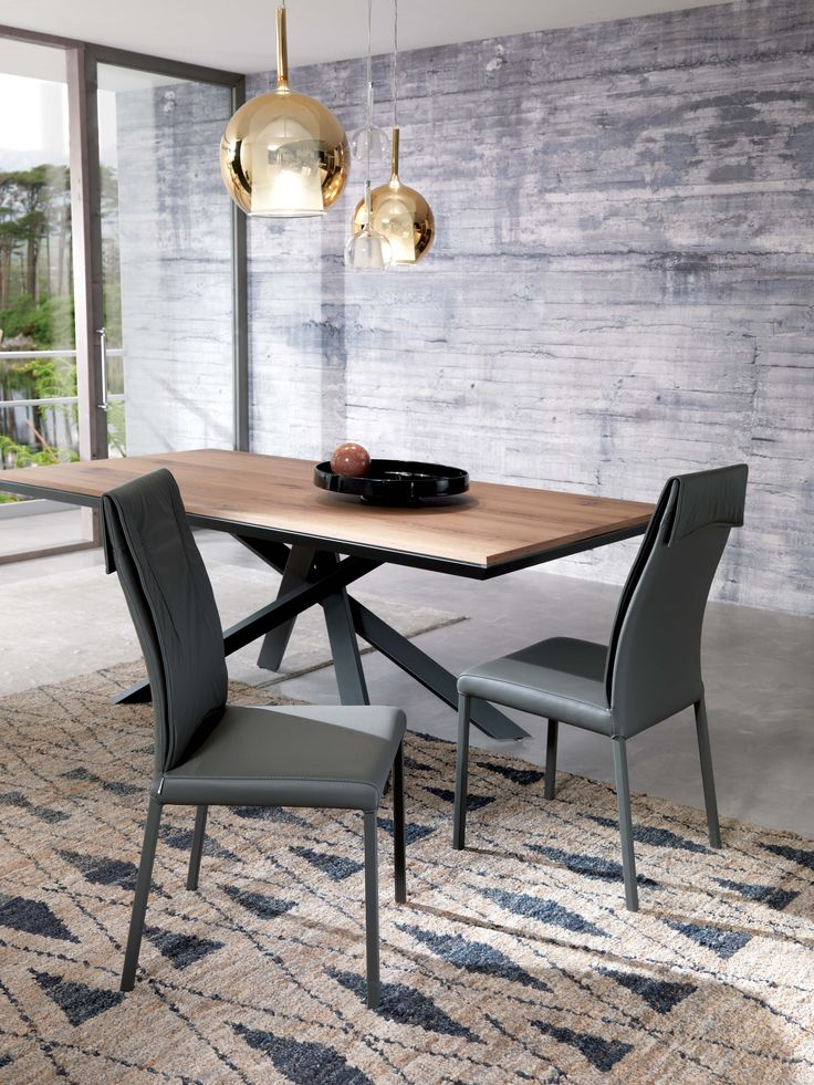 Amazing Furniture now available through Eurocasa. Stylish and flexible it can be a #Dining #Tabel, #Desk or #Coffee #Table.