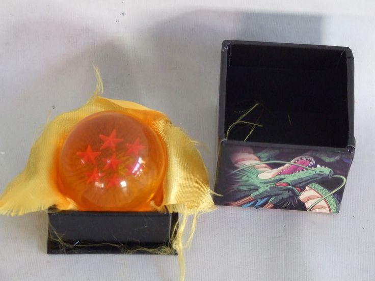 Bola Dragon Ball. Chii Shinchuu (Esfera de siete estrellas), 4cm