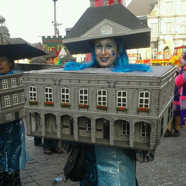Stadhuis Maastricht…..on the run