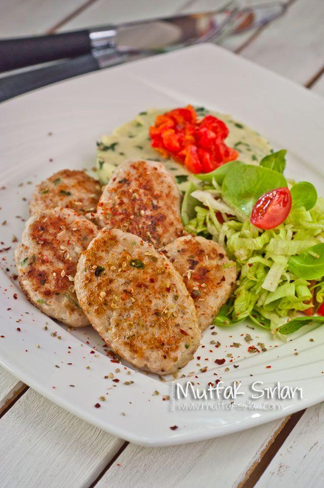 Tavuk Köftesi Tarifi | Mutfak Sırları