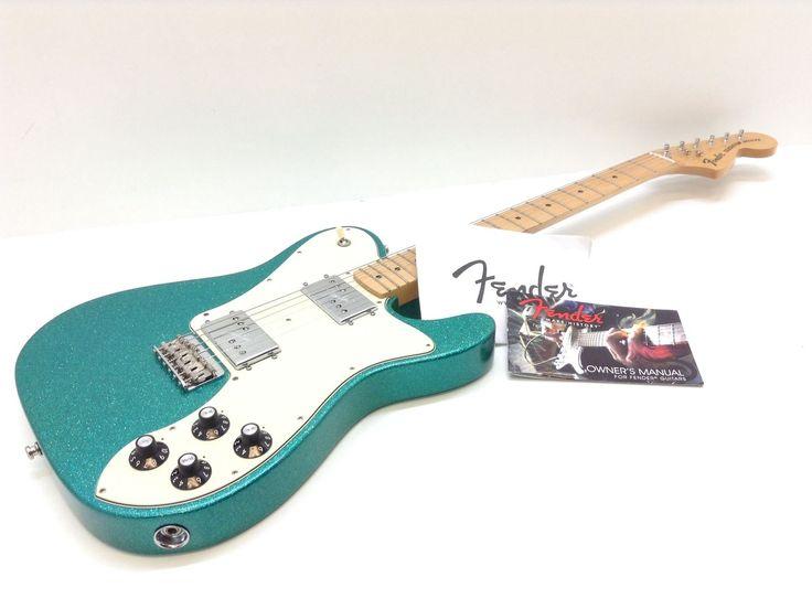 Las mejores guitarras eléctricas Fender y sus accesorios los encuentras en UZZET al mejor precio.