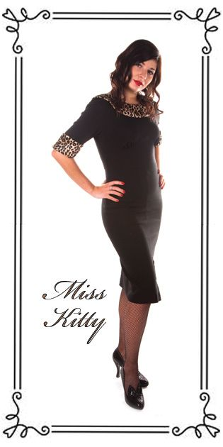 Miss Kitty in Black http://www.raspberryheels.com/shop/produkt,en,dresses,dress-miss-kitty-black.html