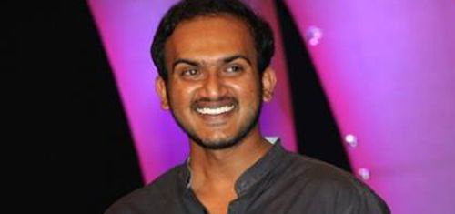 Merlapaki Gandhi son of famous writer Merlapaka Murali is riding high in Tollywood. Recently his debut directional film Venkatadri Express became a gigantic hit in small movie genre. Now mega pro...