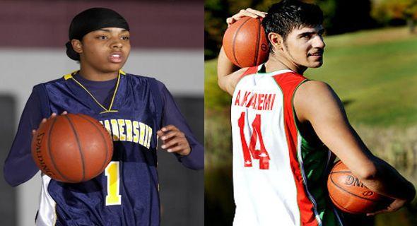"Prestasi Muslim Muda Amerika http://ift.tt/2nBbQnL  AkuIslam.Id - Walau tergolong minoritas pada beberapa negara dan dikucilkan ternyata para remaja pemeluk Islam juga dapat berprestasi salah satunya adalah Arsalan Kazemi dan Bilqis Abdul Qadir. Bahkan mereka mendapat penghargaan dari Amerika Serikat atas prestasinya.  Bilqis Abdul-Qaadir & Arsalan Kazemi ( Foto @U-Report )  Basketball Writers Association di AS memberikan penghargaan ""Most Courageous Award"" pada dua atlet bola basket muslim…"