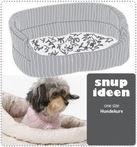 Hundekurv  SNUP GRATIS PDF ved at klikke på ikon under dokumenter.  - stof2000.dk