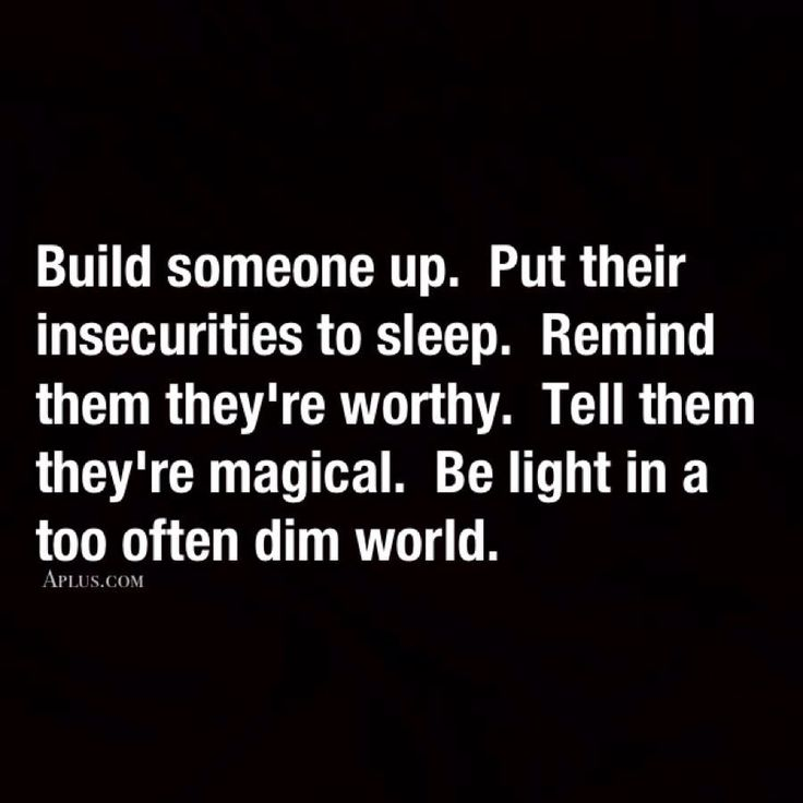 ...Be light in a too often dim world
