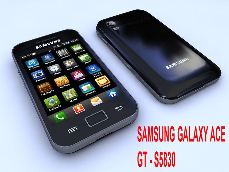 Samsung Gt S5830 Ace 3D Model - 3D Model