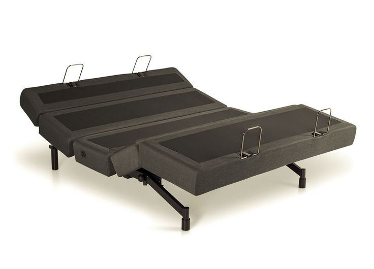 Rize Contemporary II Adjustable Bed - Twin Size