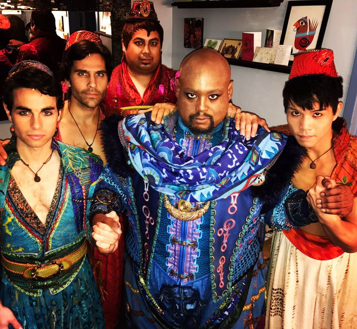 Aladdin Besetzung