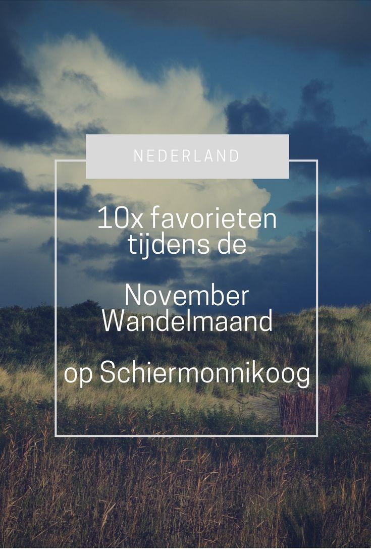 10x Favorieten tijdens de November Wandelmaand op Schiermonnikoog