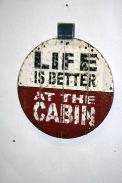 Lake Cabin Decor | lake, cabin, or fishing Bobber - traditional - accessories and decor ...