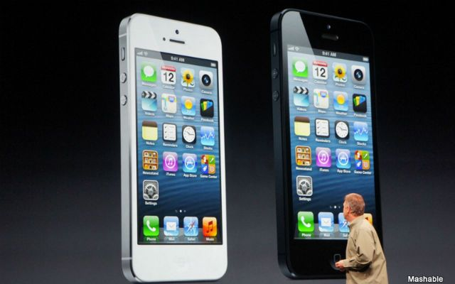 If you want to skip the lines and order an iPhone 5 online you're out of luck now: Shipping dates have been pushed back for preorders.