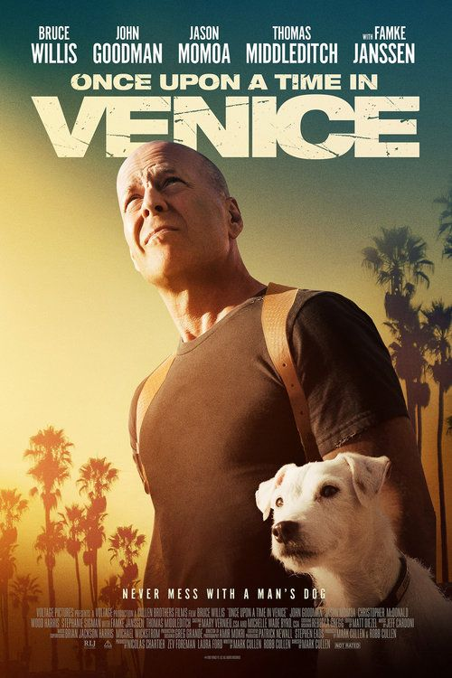 Watch Once Upon a Time in Venice (2017) Full Movie Online Free