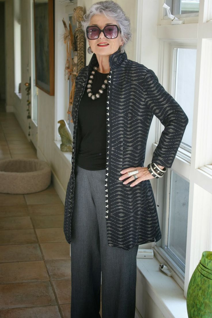 A Fool for Fabric: IKAT -- pretty style and color of jacket