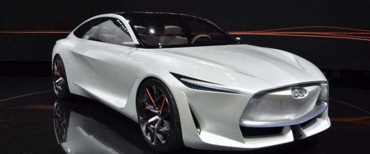 Infiniti Q Inspiration Concept to Debut At Detroit