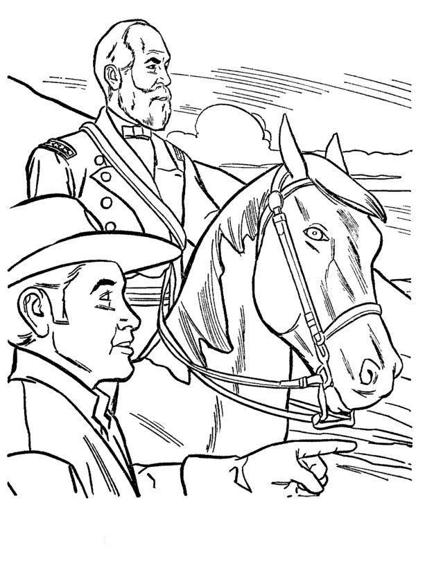 james a garfield 20th president coloring pages president day cartoon coloring pages