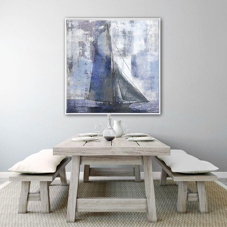 OLD YACHT 1   MIXGALLERY transport,yachts,wallart,canvas,canvas print,home decor, wall,framed prints,framed canvas,artwork,art