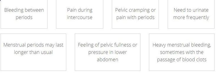 #Uterine Fibroid Symptoms @ResoFusAlomar ultrasounds treatment