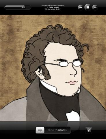 Winterreise. Schubert's masterpiece.