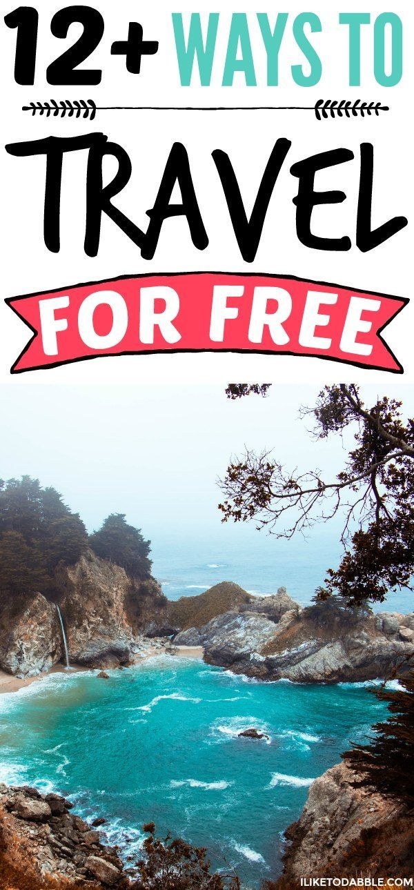 12+ Methods To Journey For Free