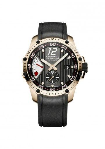 Chopard Reloj Superfast Power Control oro rosa de 18 quilates