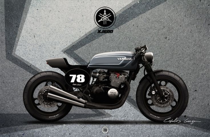 xj 600 cafe racer kit pesquisa google motors inc. Black Bedroom Furniture Sets. Home Design Ideas